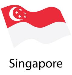 Republic of singapore vector