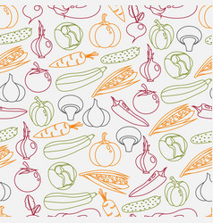 background seamless pattern of colorful vector image