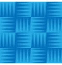Line shaded geometric seamless pattern vector