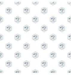 Vise pattern seamless vector
