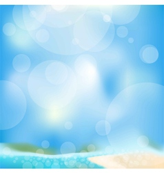 abstract background lens flares vector image