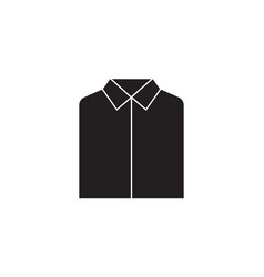 business suspenders black concept icon vector image