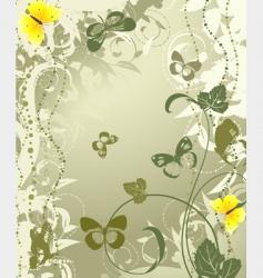 Flutter background vector