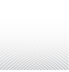 Future abstraction gray and white geometric grid vector