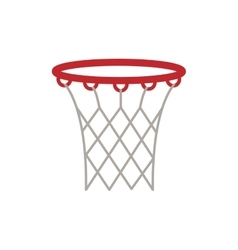 Basket basketball score vector