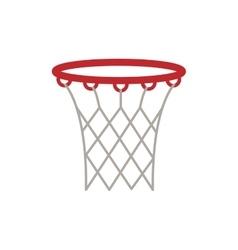 basket basketball score vector image