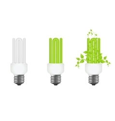 power saving isolated vector image vector image