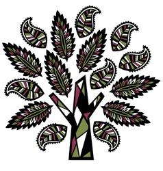 tree vector image
