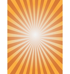 Starburst Background vector image