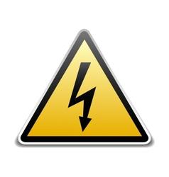 Danger vector image vector image