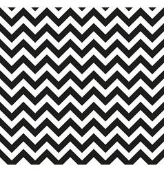 Chevron Zigzag monochrome vector image vector image