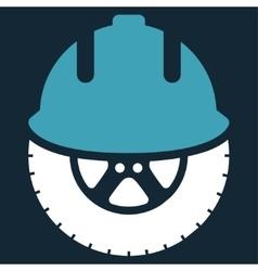 Wheel Development Icon vector image