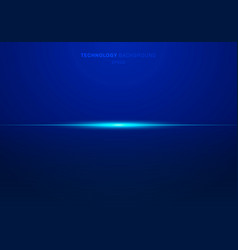 abstract elements blue light laser lines vector image