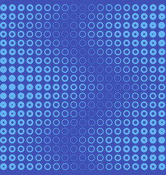 abstract halftone pattern background pop art style vector image