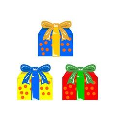 Christmas Gift Box Presents vector