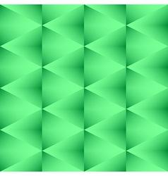 Geometric seamless pattern of rhombus vector
