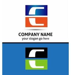 Letter C logo symbol vector