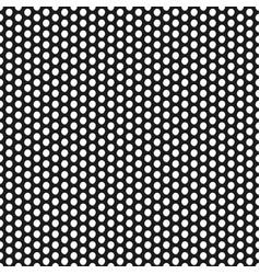 black steel seamless pattern vector image