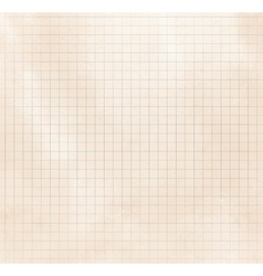 Old vintage paper texture vector image vector image