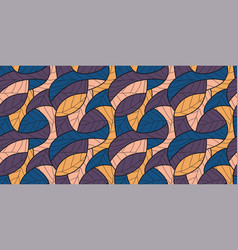 abstract seamless wallpaper pattern background vector image