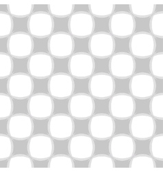 Fancy circles in a flat style vector