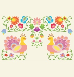 Folk Art vector