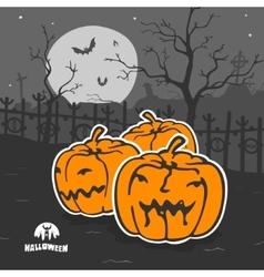 halloween eps 8 file format vector image