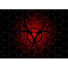 HexMetal bio red10092014 vector
