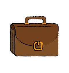 Portfolio object bag vector
