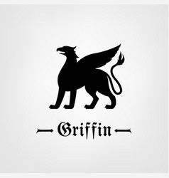 griffin image vector image