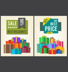 Sale best discounts super hot prices final total vector