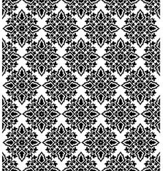 Antique ottoman turkish pattern design fifty three vector image