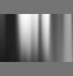 dark gray brushed metal texture vector image