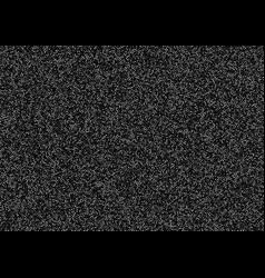 Halftone random white dots horizontal background vector
