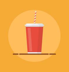 soda vector image