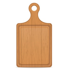 Cutting board 04 vector