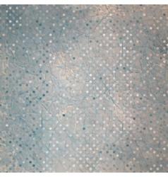 Polka dots pattern background vector image