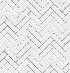 Seamless pattern with modern rectangular vector