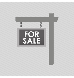 for sale design vector image