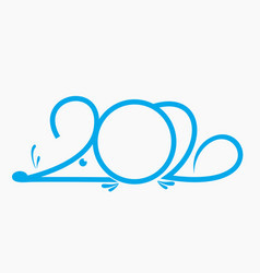 Mouse 2020 vector