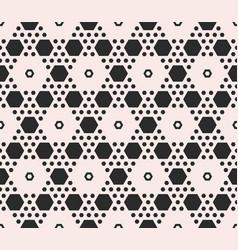 Hexagon pattern honeycomb pattern octagon vector