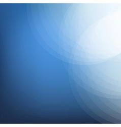 Dark Blue Background With Line vector image