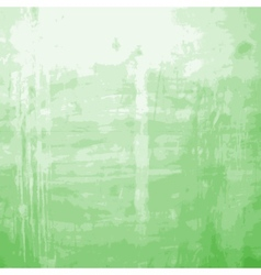Green Messy Wall vector image vector image
