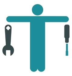 Compare tools icon vector