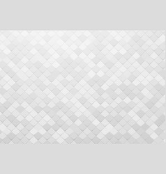 Gray square tile wallpaper vector
