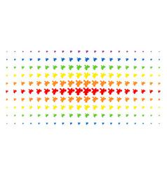 Plugin spectrum halftone matrix vector