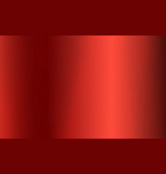 red metallic radial gradient with scratches vector image