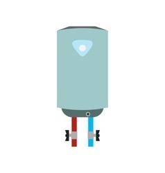 Boiler flat icon vector