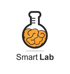 Smart Lab vector image