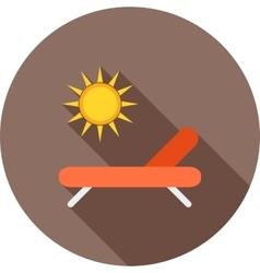 Sunbathe vector